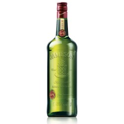 Limited Edition 1L Jameson bottle gets premium treatment with 3 depths of embossing