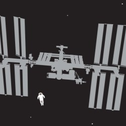 Ardagh goes into space
