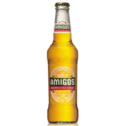 Amigos reveals new look bottle from Ardagh ahead of spirit beer boom