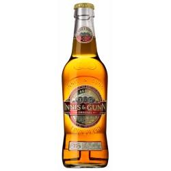 Best in class weight reduction for Innis & Gunn bottle