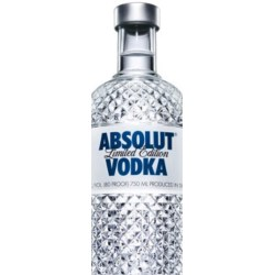 The new Absolut Limited Edition bottle - Bold, Innovative and Interesting