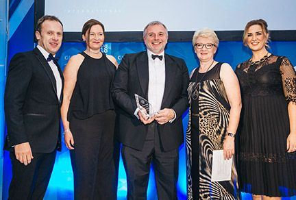 Ardagh wins at Glass Focus Awards 2018