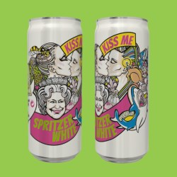 Tradition marries the modern with Kiss Me spritzer in a can