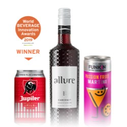 Ardagh wins at 2019 World Beverage Innovation Awards with Jupiler colder for longer can