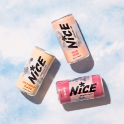 NICE snaps up 187ml beverage can to double its canned wine range
