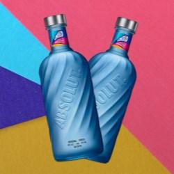 Absolut bottle encourages inclusivity