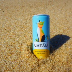Gatão wine in cans promises the hit of the summer